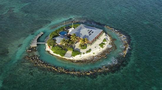 East Sister Rock Island : Une île privée sur l'archipel des Keys en vente