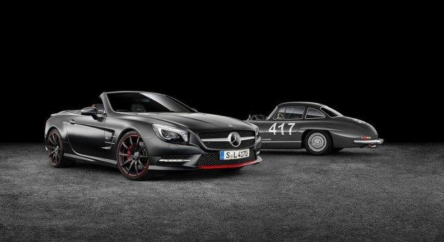 Mercedes Benz SL 417 Mille Miglia : Hommage à une course historique