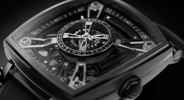 MCT Frequential One F110 : Une montre au design original et élégant