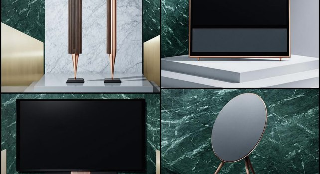 Bang & Olufsen The Love Affair Collection : La firme célèbre ses 90 ans avec amour