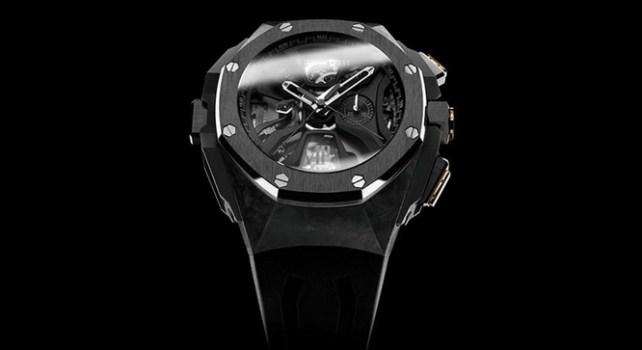 Audemars Piguet Royal Oak Concept Laptimer by Michael Schumacher : Une montre imaginée par le roi de la F1