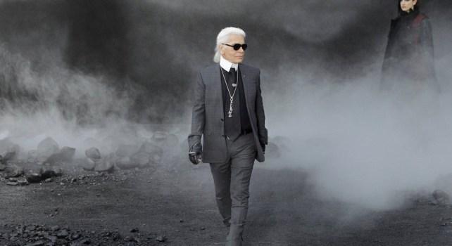 Karl Lagerfeld : Le Loup de la Haute Couture