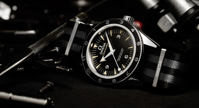 OMEGA Seamaster 300 SPECTRE : la véritable montre de James Bond