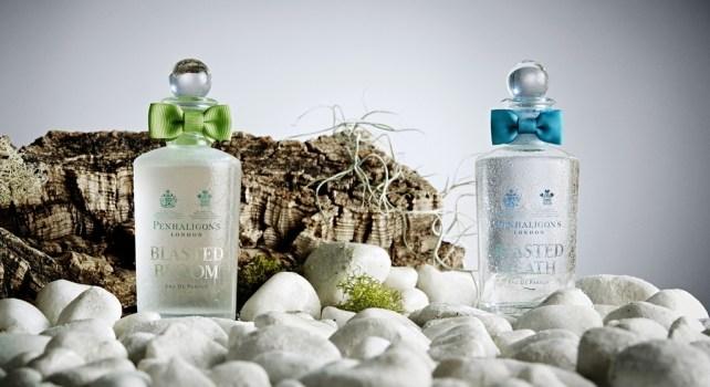 Blasted Heath & Blasted Bloom : Les deux nouvelles fragrances par Penhaligon's