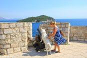 Emma defends Dubrovnik