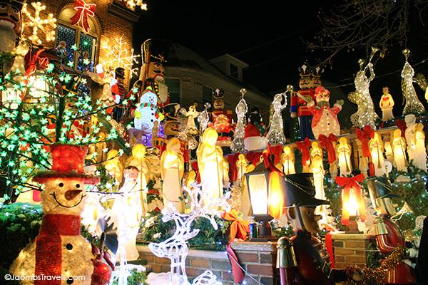 Christmas House Light Show