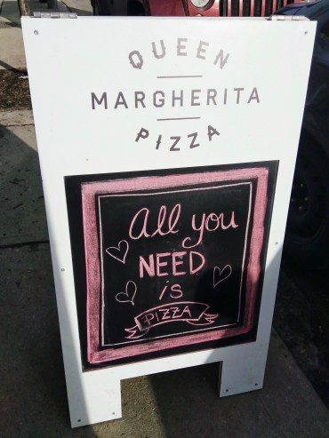 All you need is pizza! <3