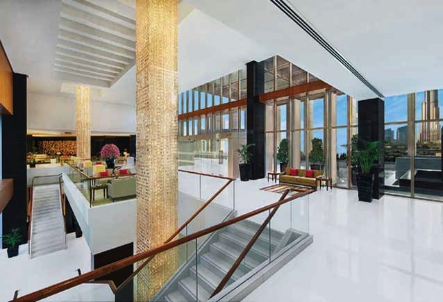 Move Over Boys, There's a New Kid on the Block: The Oberoi, Dubai