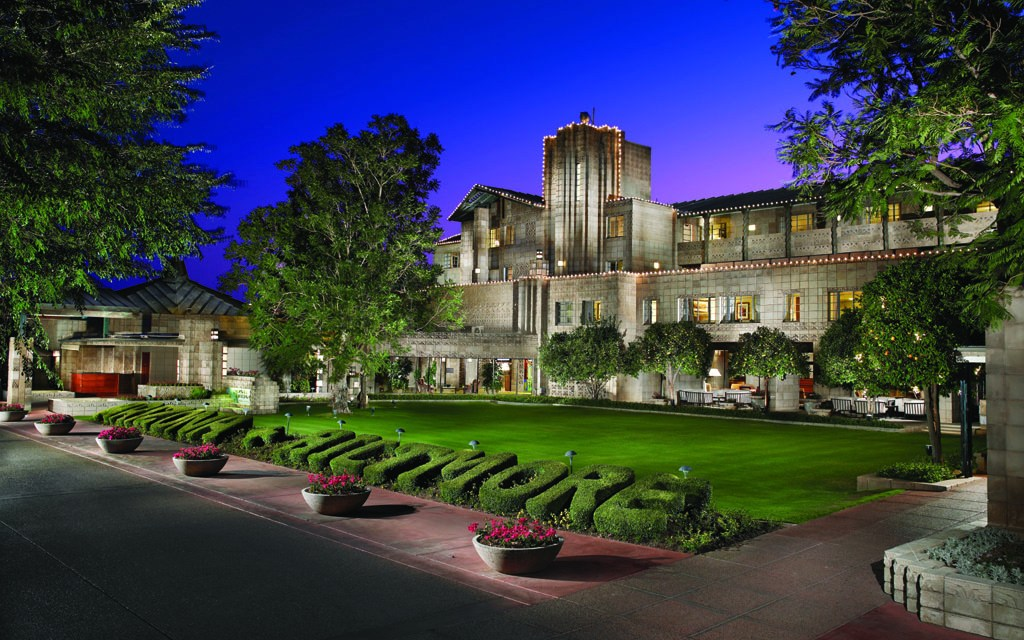 The Arizona Biltmore Resort and Spa—A Historical Icon Flourishing with Time