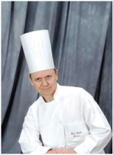 French Master Chef Hervé Laurent