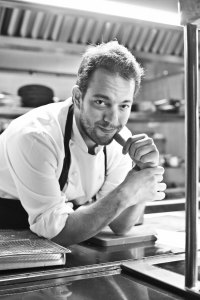Chef Stefanos Stamidis. Photo courtesy of Hotel Nikopolis