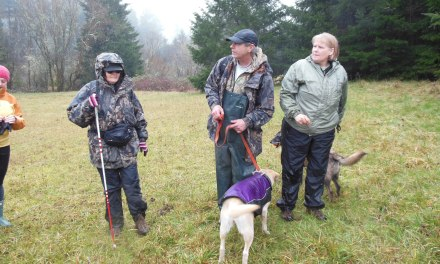 Oregon Truffle Festival, Dogs, Growers, and Gourmands and Recipe