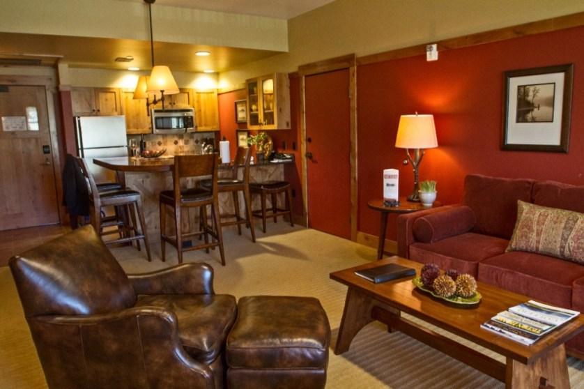 Teton Springs Lodge Suite