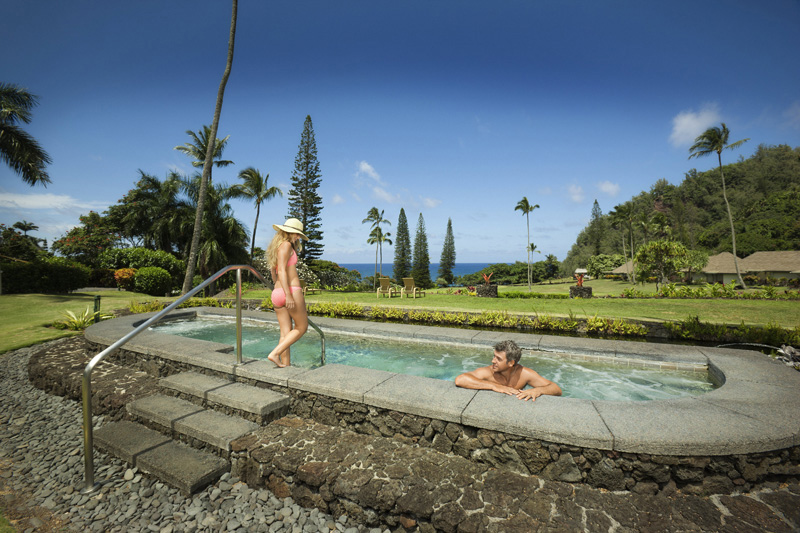 Spa at Travaasa Hana