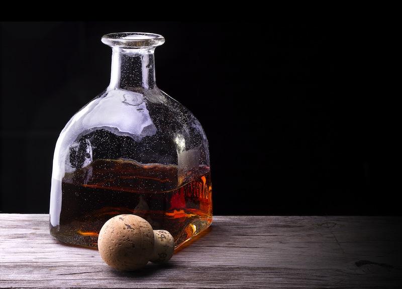 Garlic Cognac Roasted Trumpet Mushrooms