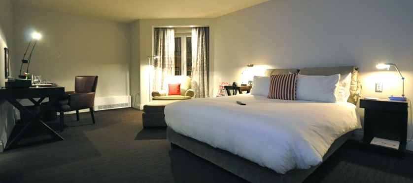 Auberge Saint-Antoine Guest Room