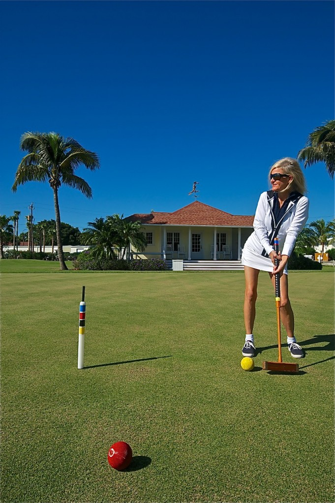 Did someone say Croquet? Grab your mallet and best set of whites on this stellar set of courses.