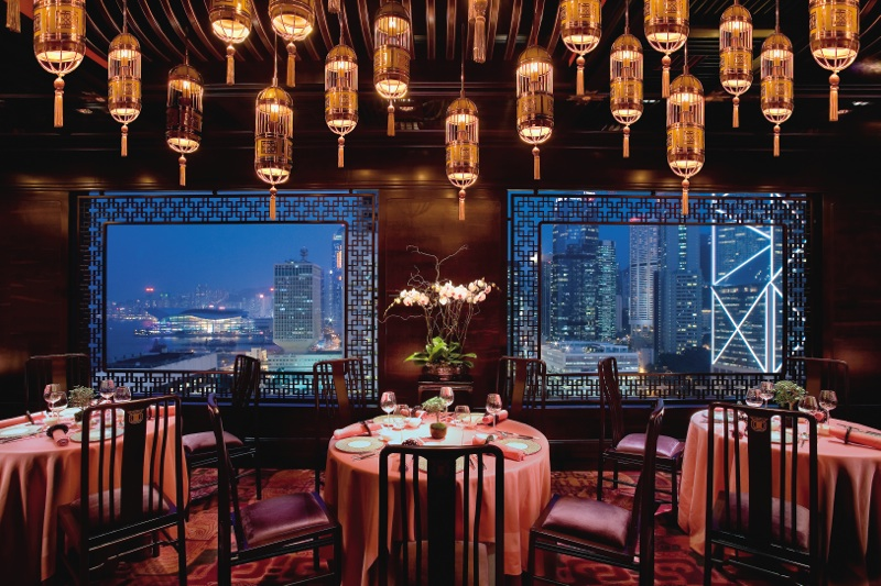 Hong Kong Mandarin Oriental