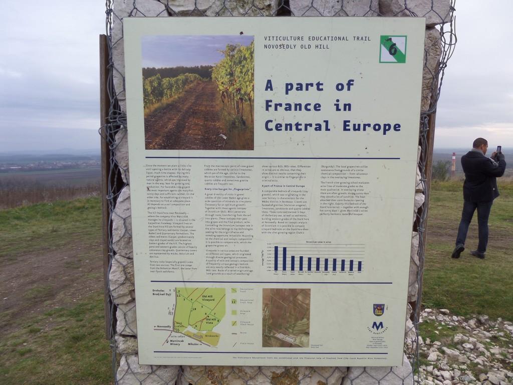 South Moravia, Czech Republic, wine trail viticulture education - Photo Kissam