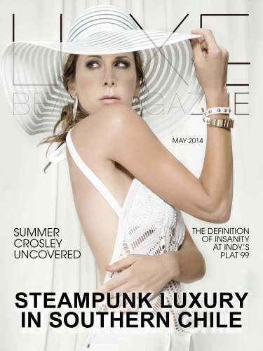 Luxe Beat Magazine MAY 2014: BASIC LUXURY