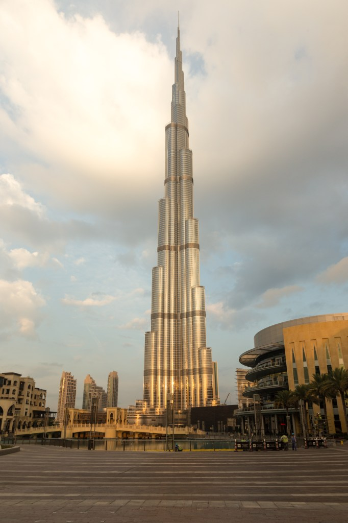 Burg Khalifa- Tallest Building in the World