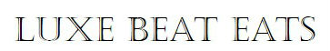 Luxe Beat Books -logo - LUXE BEAT EATS