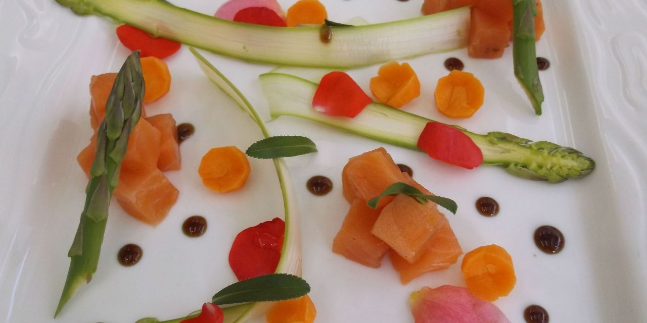 French Master Chef Hervé Laurent Presents Classic Cuisine Served The Modern Way!