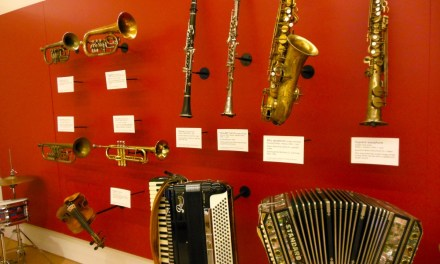 Musical Instrument Museum (MIM)—A Unique Phoenix Treasure