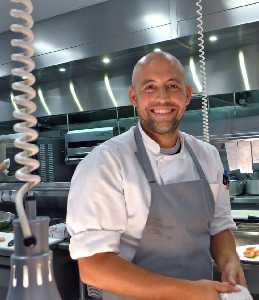 Chef Caleb France