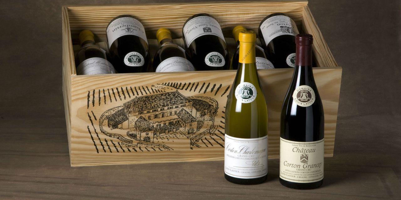 Burgundy Terroirs: Wines of Maison Louis Latour