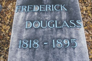shutterstock_107989697 Headstone at the grave of Frederick Douglas Rochester New York-web