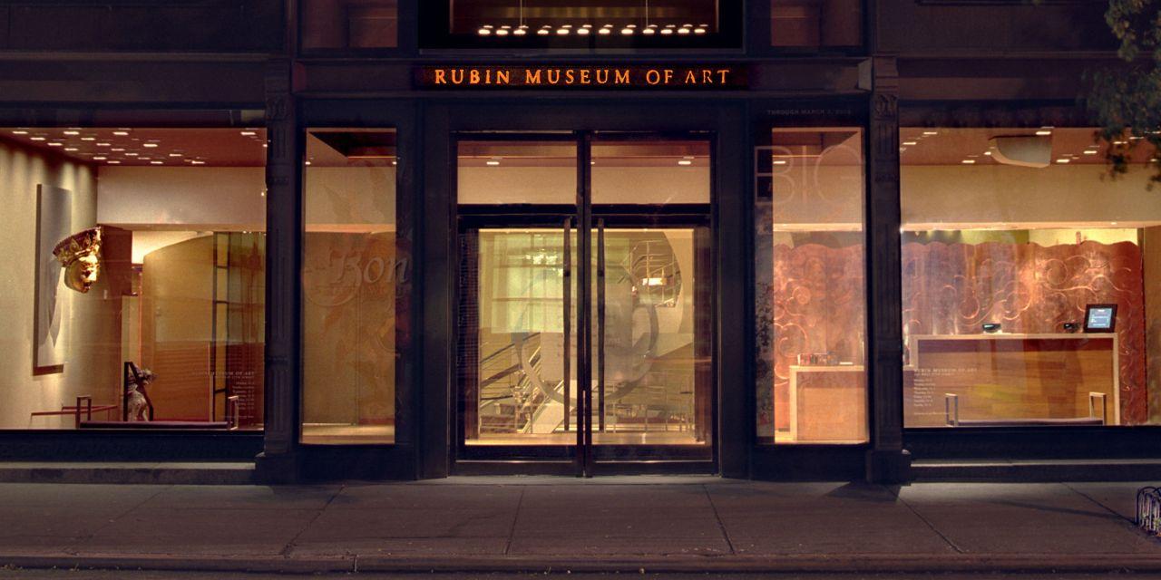 Finding Nirvana in Manhattan At The Rubin Museum of Art