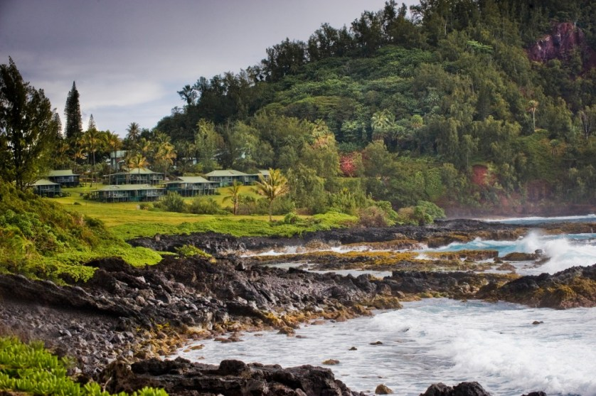 Travaasa Hana Coastline (Photo courtesy Travaasa Experiential Resorts)