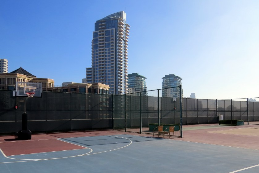 Roof-Top Sport Courts
