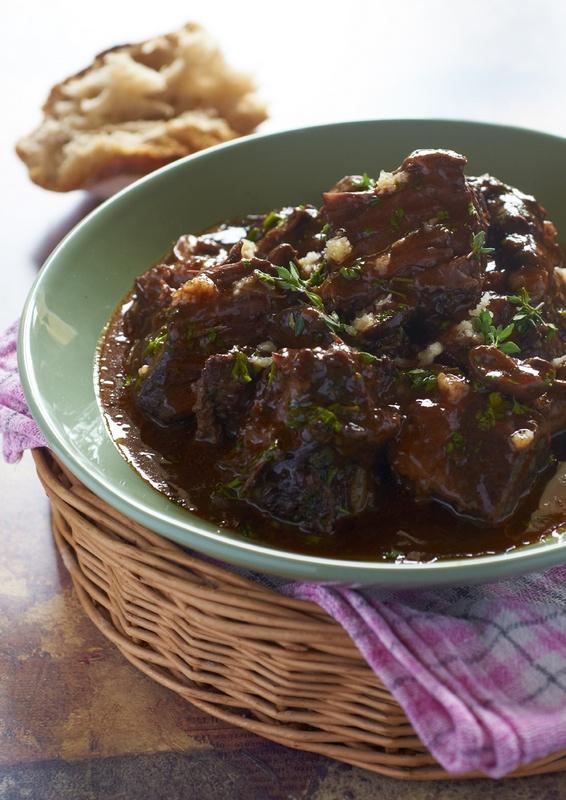 Image Chef Katherine Frelon - Beef Bourguignon