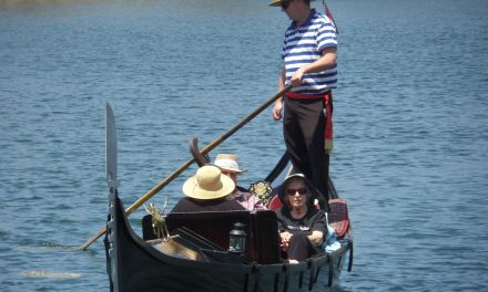 Venetian Gondola Ride In Channel Islands Marina