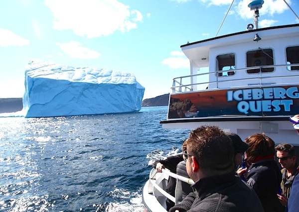 Iceberg Quest provides memories for a lifetime