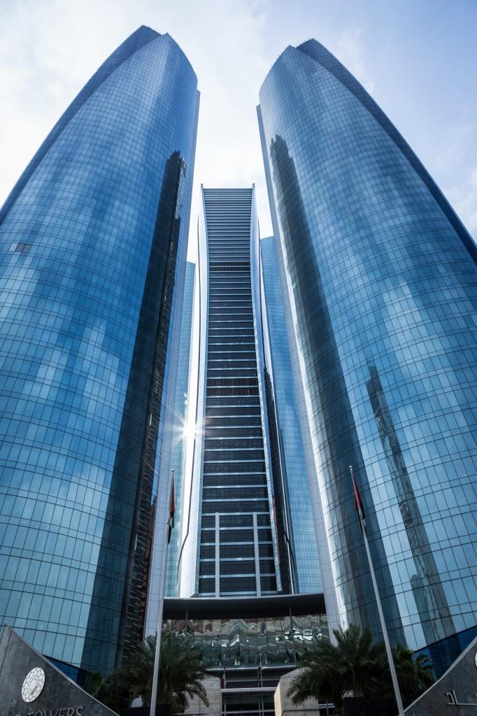 Jumeriah Ethiad Towers