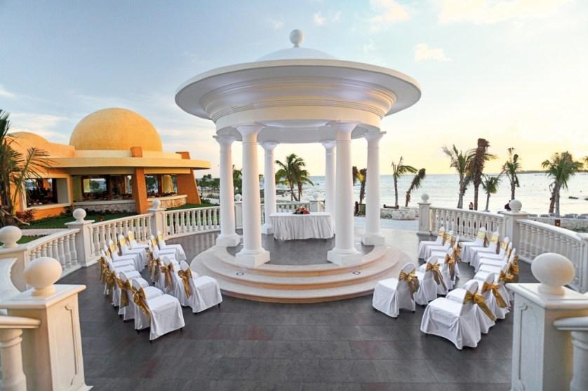 Weddings at Barcelo Maya Beach Resort