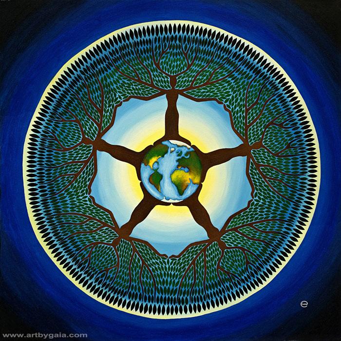 Gaia Orion