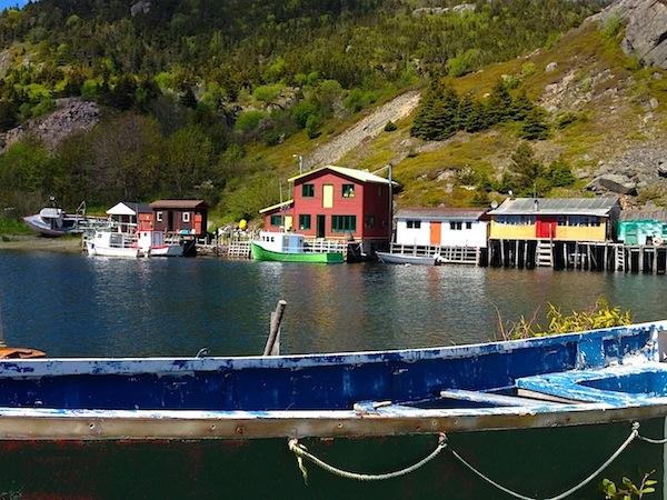 Iconic Quidi Vidi fishing village