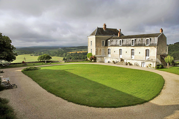 Image courtesy of le Chateau de Mailly