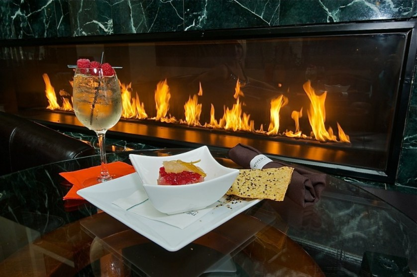 Tasty treats warm your heart and soul at Borgata's Sunroom. Image Credit © Dale Sanders 2014.