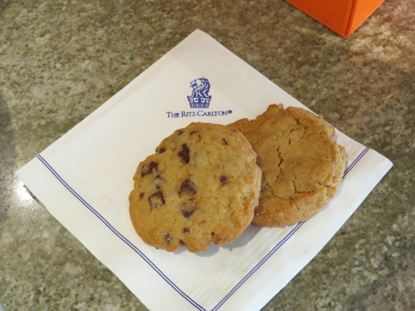 Club Lounge Treats, The Ritz-Carlton, Los Angeles