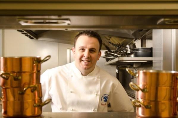 Chef David Kelman