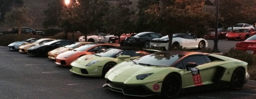 Lamborghini Gala
