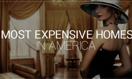Most Expensive Homes in America – Infographic