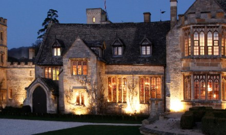 Ellenbourg Park in the Cotswolds and Chef David Kelman