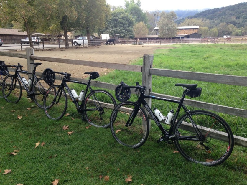 Cycling adventures at Alisal Guest Ranch