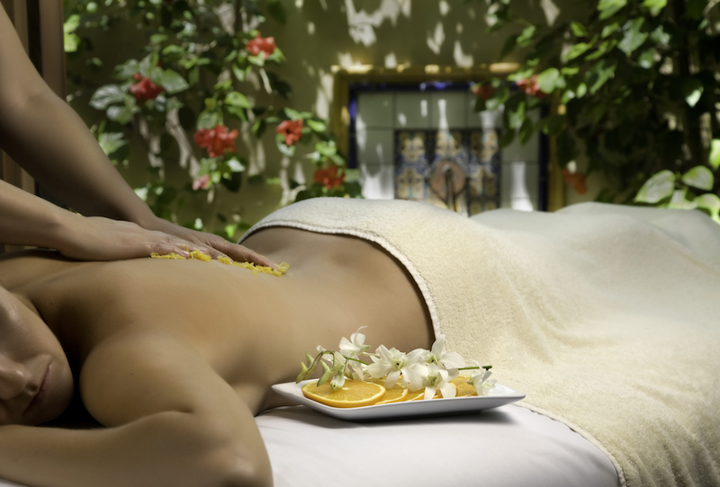 Lanier-Graham - Alvadora Spa - Citrus Massage